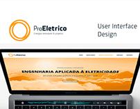 ProEletrico User Interface