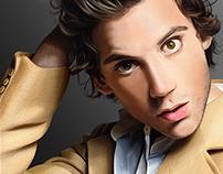 Mika portrait