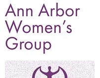 Ann Arbor Women's Group Brochure and Website