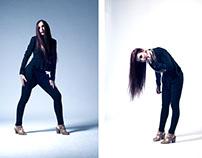 Talent: Sarah - Look 1, Set 2