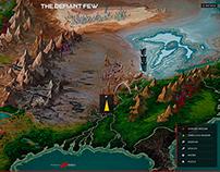 Defiance Game Illustration