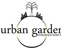 The Urban Gardener Logo Design
