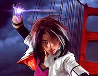 Violet Elektra
