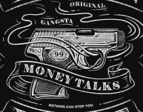 Money Talks - Thug Nine