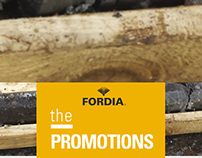 FORDIA | the PROMOTIONS