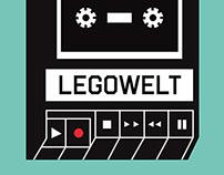 Legowelt poster..