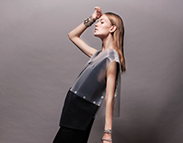 Edit Fashion Model - Bicolor