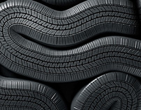 2014 Ford Service Tires Posters