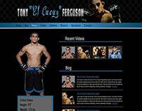 Tony Ferguson - Professional UFC Fighter
