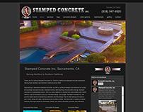 Stamped Concrete Inc. Concrete Contractor