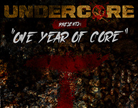 UNDERCORE - ONE YEAR OF CORE