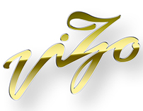 Vizo Logo Dersign