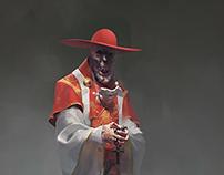 the holy ninja