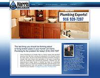 Harris Plumbing - Plumbing Contractor