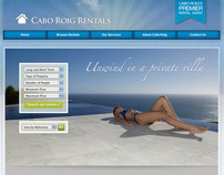Rental Agency Website