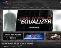 Hangar Cinema Website