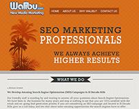 Walibu Targeted SEO Website