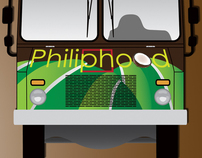 """PHILIPHOOD"" FOOD TRUCK"