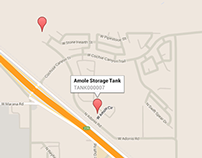 Utilities Asset Inspection Android Application