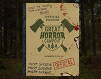 Great Horror Campout 2014 Official Dossier