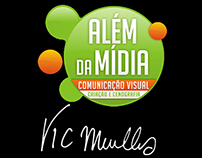 Projeto Além da Mídia - Vic Meirelles