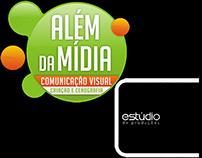 Projeto Além da Mídia - Renata Salvadego