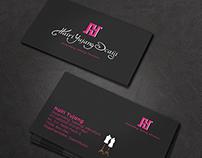 Hairi Yujang Dcaiji Business Card