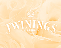 TWININGS FLOWER SETTING