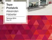 Tepe Prefabrik Newsletter