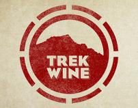 Trek Wine Branding