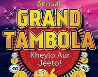 Designing of Grand Tambola