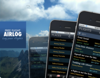 Airlog iPhone Application