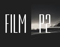 Film P2 Typeface