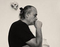 Nino Longobardi ; photo by Augusto De Luca