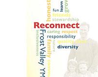Prospective Donor Brochure Designs