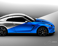 Nissan GTR Studio Lightning