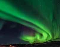 Myvatn Aurora