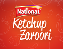 National Ketchup Zaroori Digital Campaigns