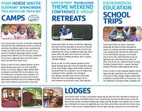 Concept - Frost Valley YMCA General Brochure