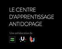 AMA - Centre d'apprentissage antidopage (2014)