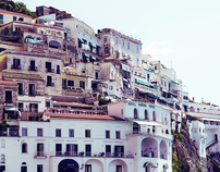 Take Me Back to The Amalfi Coast