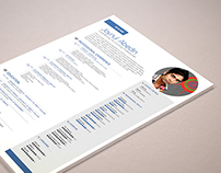 Free-Simple-Professional-Resume-Template