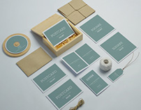 Wedding Invitation Branding Mock-Ups