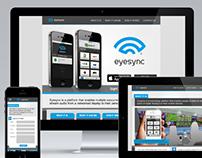 Eyesync Responsive Website