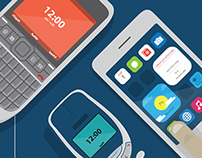 إنفوجرافيك   دليل شراء الهواتف الذكية