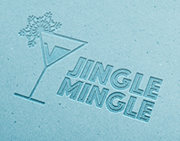 Jingle Mingle Holiday Party Identity + Development