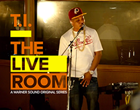 Live Room Graphics Template