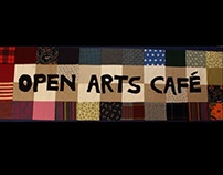 Open Arts Café 'Thriller'
