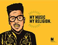 Metro FM Advertising Campaign