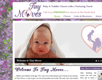 Tiny Moves - Baby & Toddler Classes with a Nurturing